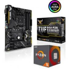 CARTE MERE AMD ASUS TUF B450 PLUS
