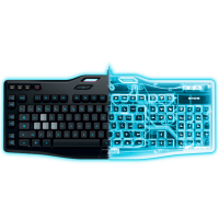 Clavier G105 Gaming Keyboard - Logitech