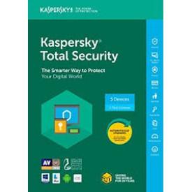 Kaspersky total Security 2020 5 poste